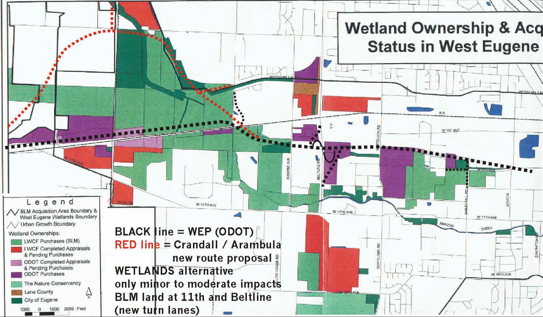 Crandall arambula report a worse version of the wep ca new route through oak hill some of this land is designated urban reserve to be included in the eugene urban growth boundary after the highway is freerunsca Image collections